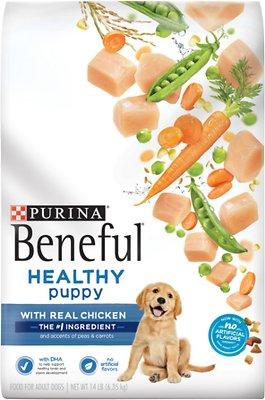 purina chicken puppy food