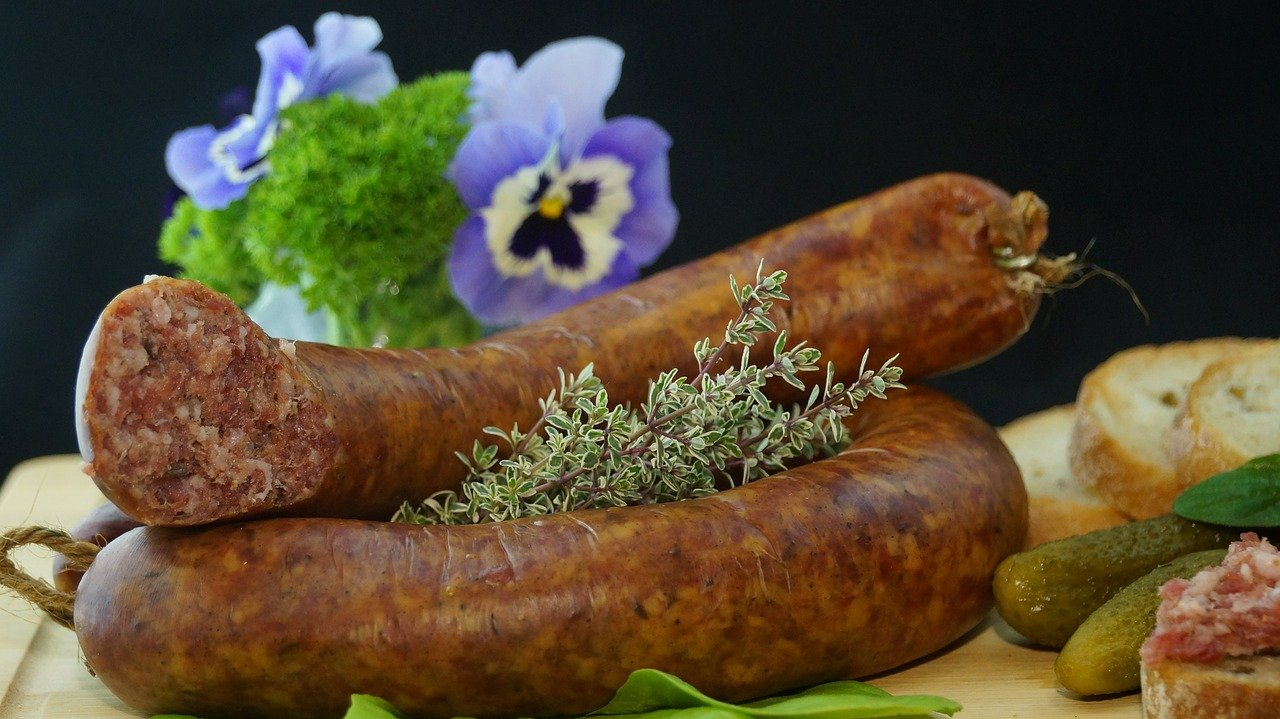 sausage for dogs